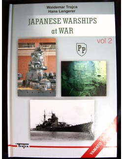 JAPANESE WARSHIPS AT WAR VOL.II BY HANS LENGERER