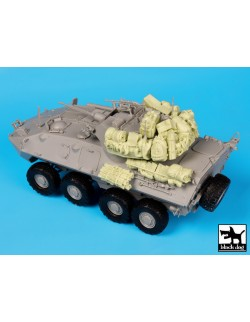Australian ASLAV accessories set cat.n.: T35063, BLACK DOG, 1:35