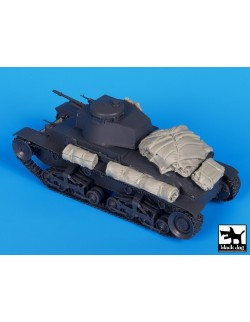 Pz.Kpfw 35 (t) accessories set, T35115, BLACK DOG, 1:35