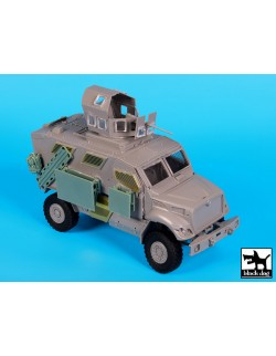 Accessories set for 4x4 MRAP, T35158, BLACK DOG, 1:35