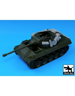 M-18 Hellcat accessories set,T35026, BLACK DOG, 1:35