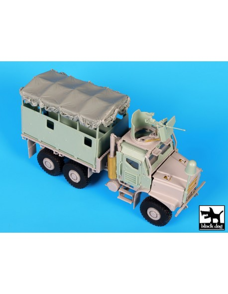 US Mk.23 MTVR conversion set cat.n.: T35126, BLACK DOG, 1:35