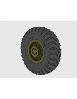 British Matador/Dorchester/AEC Road Wheels (Firestone), RE35-304, PANZER ART