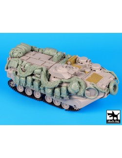 AAVP-7A1 accessories set, T35119, BLACK DOG, 1:35