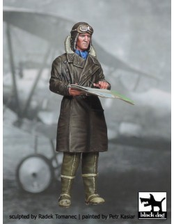 German Fighter Pilot 1914-1918 N°1 cat.n.: F32001, BLACK DOG, 1:32