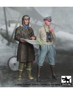 German Fighter Pilots 1914-1918 set cat.n.: F32003 , BLACK DOG, 1:32