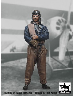 German Fighter Pilot 1914-1918 N°4 cat.n.: F32005, BLACK DOG, 1:32