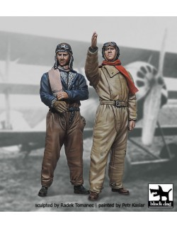 German Fighter Pilots 1914-1918 set N*2 cat.n.: F32006 , BLACK DOG, 1:32