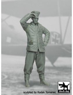 German Mechanic  1914-1918 N°1  cat.n.: F32010, BLACK DOG, 1:32