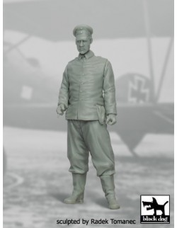 German Mechanic 1914-1918 N°2 cat.n.: F32011, BLACK DOG, 1:32