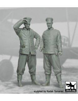 German Mechanics 1914-1918 set cat.n.: F32012 , BLACK DOG, 1:32