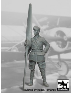 RFC Fighter Pilot 1914-1918 N°1 cat.n.: F32013, BLACK DOG, 1:32