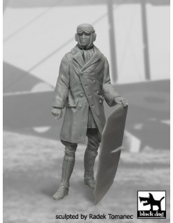 RFC Fighter Pilot 1914-1918 N°3 cat.n.: F32016, BLACK DOG, 1:32