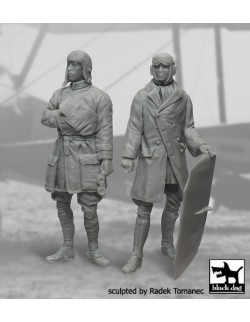 RFC Fighter Pilots 1914-1918 set N°2 cat.n.: F32018 , BLACK DOG, 1:32