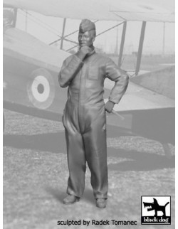 RFC Mechanic 1914-1918 N°2 cat.n.: F32020, BLACK DOG, 1:32
