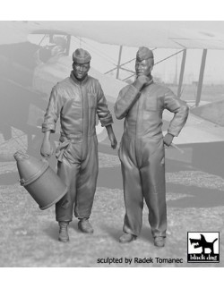 RFC Mechanics 1914-1918 set cat.n.: F32021 , BLACK DOG, 1:32