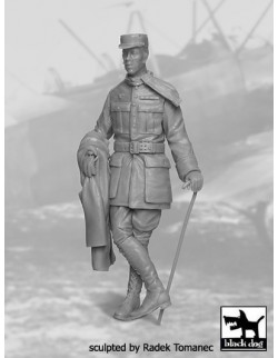 French Fighter Pilot 1914-1918 N°1 cat.n.: F32022, BLACK DOG, 1:32