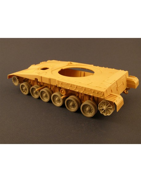 Wheels for IDF Merkava II/III Tank, RE35-012, PANZER ART, 1:35