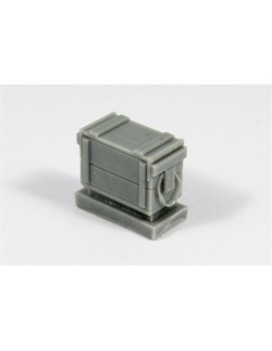 British ammo boxes for 0,303 ammo (wooden pattern), RE35-367,PANZER ART, 1:35