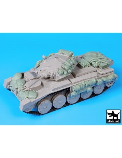 Crusader Mk I accessories set, T35090, BLACK DOG, 1:35