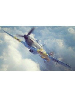 HAWKER HURRICANE MK.2b, BRITISH FIGHTER AIRCRAFT, FLY 32019, SCALE 1/32