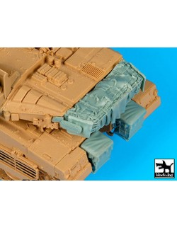 Accessories set for Merkava IV basket, T35128, BLACK DOG, 1:35