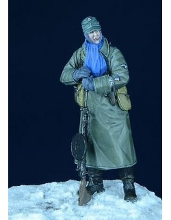 "D-Day Miniature, 35004, 1/35 German SS Grenadier with Degtaryew ""Eastern Front 1"