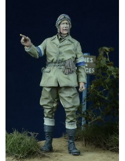 D-Day Miniature, 35010 1/35, British Despatch Rider 1942-45