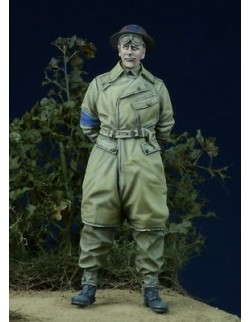 D-Day Miniature, 35011 1/35, British Military Policeman 1943-45