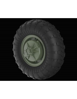 PANZER ART, 1:35, RE35-399 BRDM 2 Road wheels