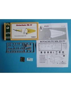 Rotachute Mk IV - Raoul Hafners Aircraft, FLY 72027, SCALE 1/72