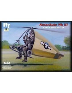 Rotachute Mk III -Raoul Hafners Aircraft , FLY 32005, SCALE 1/32