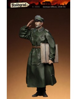 STALINGRAD 1:35, GERMAN OFFICER 1939-45, S-3006