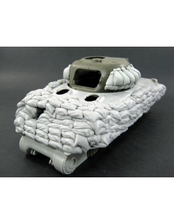PANZER ART, 1:35, RE35-139 Heavy Sand armor for M4A1 Tank (Early hull)