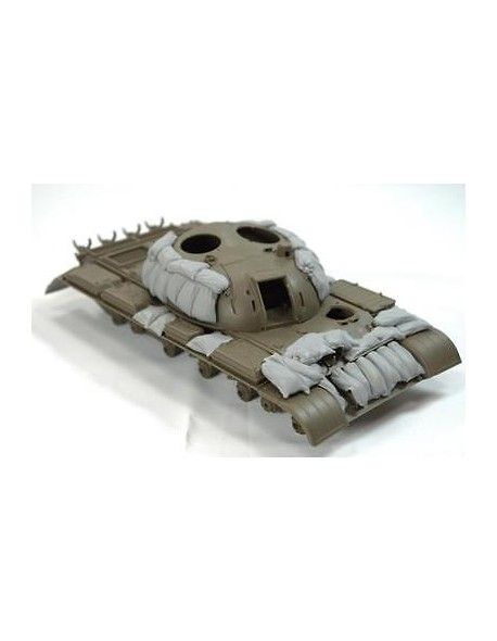 PANZER ART,1/35 RE35-309 T-55 with sandbags armor