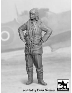 RAF Fighter Pilot 1940-1945 N°2  cat.n.: F32029 , BLACK DOG, 1:32