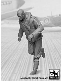 RAF Fighter Pilot 1940-1945 N°3  cat.n.: F32043 ,  BLACK DOG, 1:32