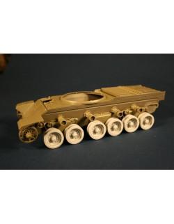 "RE35-081, Road Wheels for MBT ""Centurion"", PANZERART, SCALE 1/35"