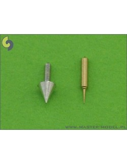 F-14 A early version - nose tip & Angle Of Attack probe, AM-72-034, 1:72, Master