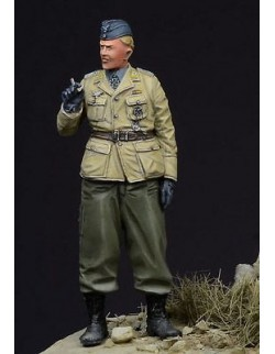 "D-Day Miniature, 35002, 1/35 German Fallschirmjager Officer ""Crete 1941"""