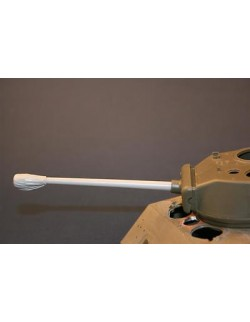 76mm M1 Gun Barrel with Canvas Cover M4 Sherman Late, RE35-089, PANZER ART, 1:35