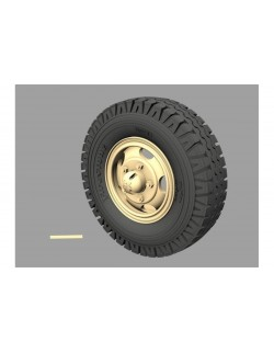 PANZER ART, 1:35, RE35-334 Marmon-Herrington road wheels (Firestone)