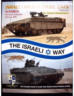 Israeli Wild & Cruel Cats Volume 5 - Namer - BY R. MANASHEROB, SABINGA MARTIN