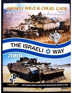 Israeli Wild & Cruel Cats Volume 2 PUMA - Part 2-BY R.MANASHEROB, SABINGA MARTIN