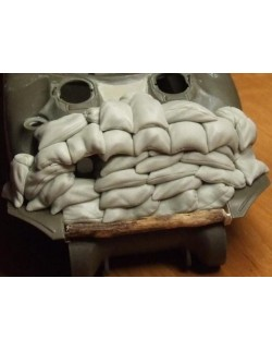 PANZER ART,1/35,RE35-115 Sand Armor for M4A1 Sherman Tanks (Early hull)