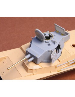 S.B.S Models, 1/35, 35019, Toldi II (B40) corrected turret (with metal barrel)