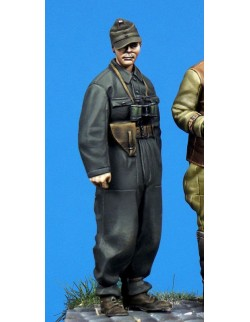 Hungarian SPG Officer (1 FIGURE), The Bodi, TB-35053, 1:35