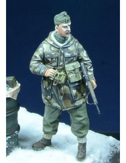 D-Day Miniature, 35008 1/35, Hungarian Officer Szent Laszlo Div.