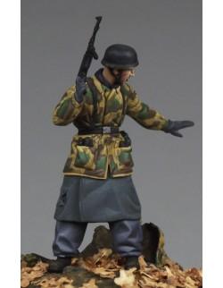 German Paratroper, WWII, CORPUS C-35030, 1:35