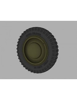 "PANZER ART, 1:35, RE35-203 Road Wheels for Kfz.1 ""Stover"" (Early Pattern)"